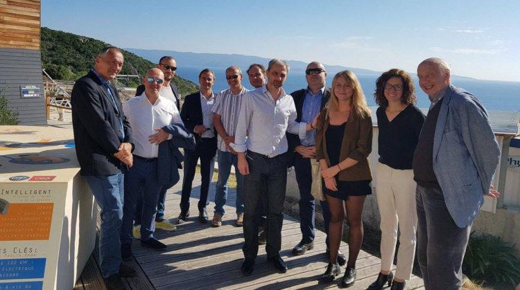 INIZIA visited our implementation site in Vignola!
