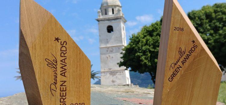 Prix spécial « Pollutec » au Deauville Green Awards pour notre film d'animation