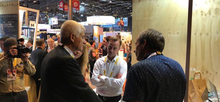 VIVATECH 2017: STEPSol at the ENGIE innovation stand