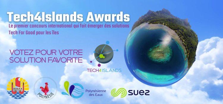 STEPSol en lice pour le Tech4Islands Awards